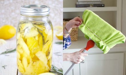 7 Cleaning Tips and Hacks and DIY Natural Cleaning Recipes