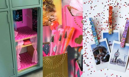 7 Ways to Turn Your School Locker Into Something Special