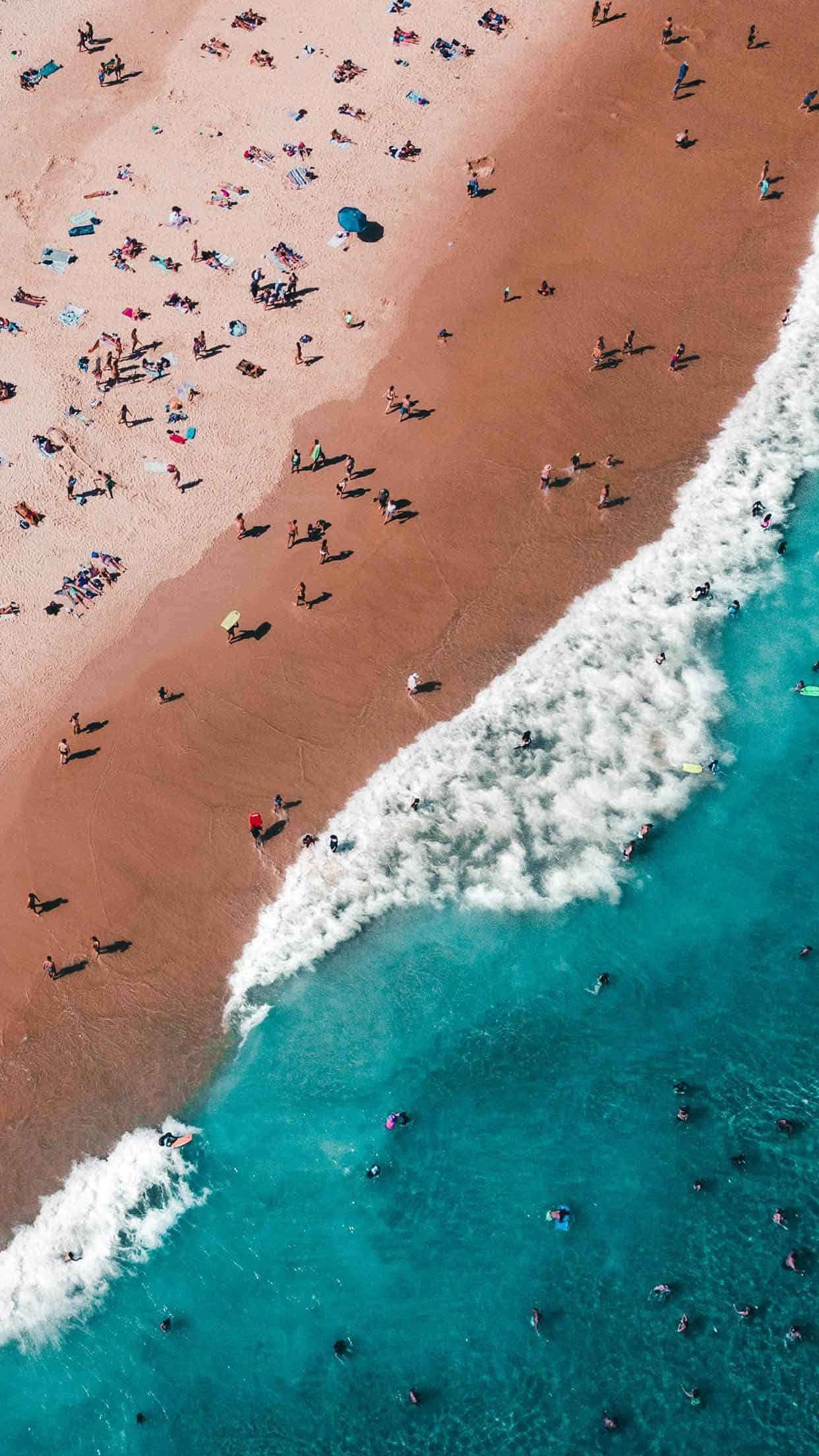Bondi Beach Wallpaper