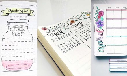 10 Bullet Journal Ideas For School