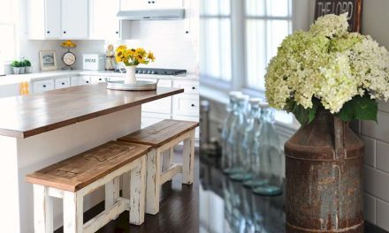 11 Farmhouse Kitchen Ideas – Cheap and Amazing Home Decor
