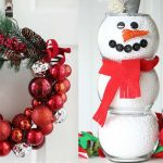 12 Dollar Store Christmas Decor Ideas for the Expensive House Look