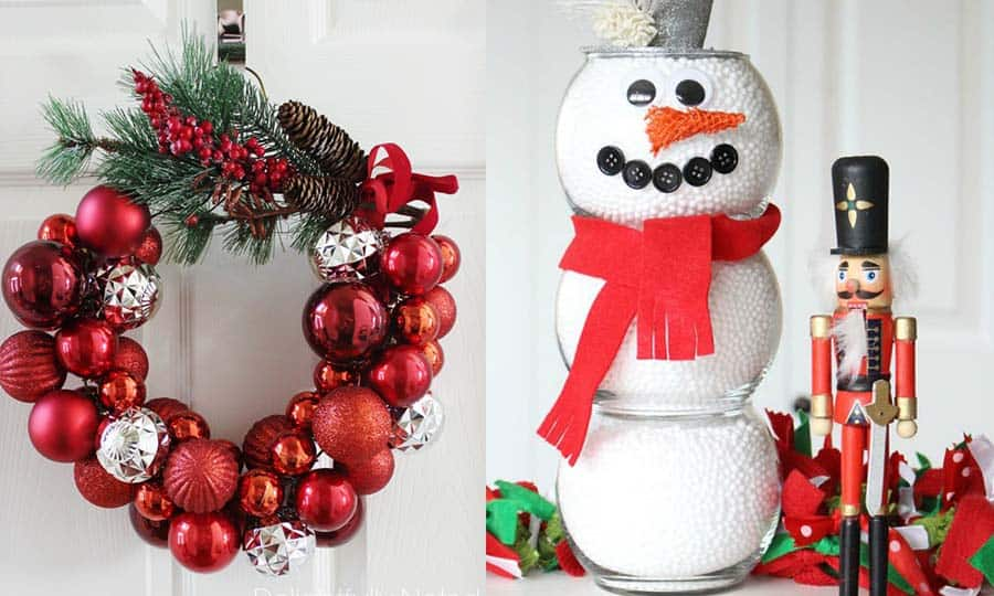 12 dollar store christmas decor ideas for the expensive house look home diy