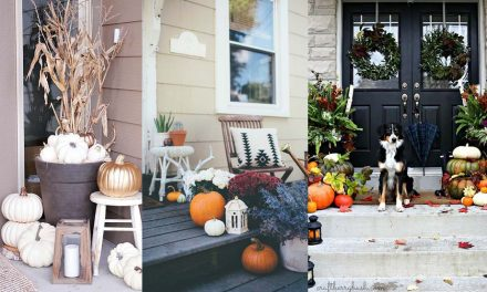 11 Fall Decorations – Porch Decor Ideas That Everyone Can Afford