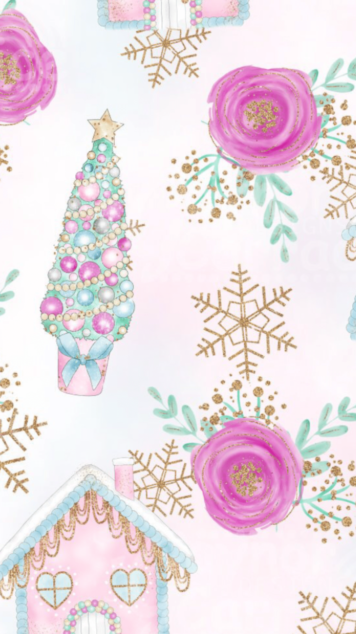 25 Free Christmas Wallpapers for iPhone