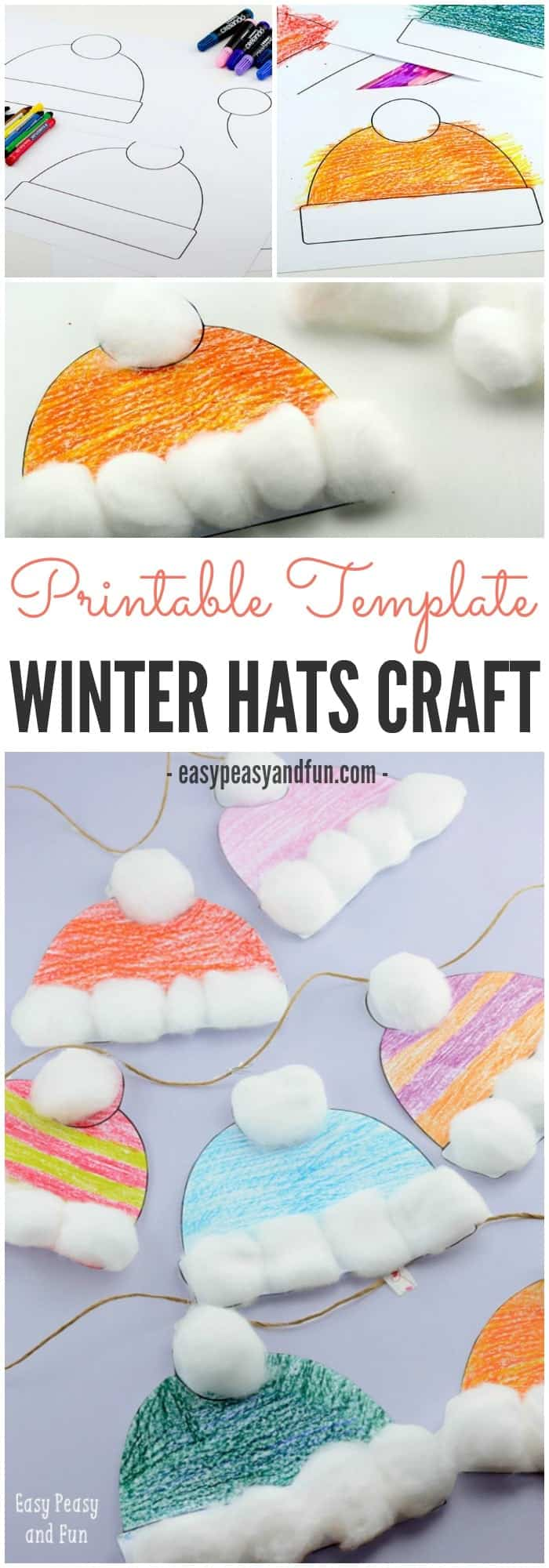 Christmas Crafts For Kids To Make – 18 DIY Easy Decorations For Children. Are you looking for some fun and easy Christmas crafts for kids to make at home or in school? Here is a collection of DIY decorations you can make together with your children! #christmas #xmas #christmasdecor #christmascrafts #homedecor #crafts #diy #diyhomedecor #diycrafts #decor #kidscrafts
