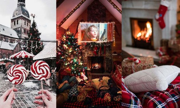 Christmas Aesthetic for Home – Cozy Xmas Decorations Ideas