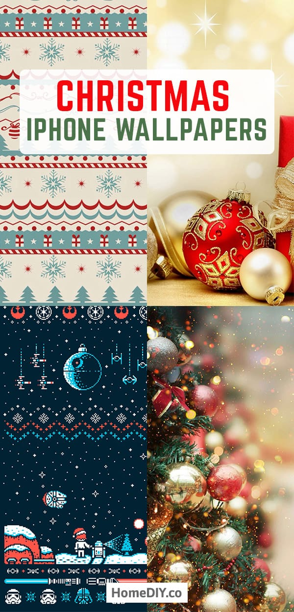 25 Free Christmas Wallpapers For Iphone Cute And Vintage Backgrounds