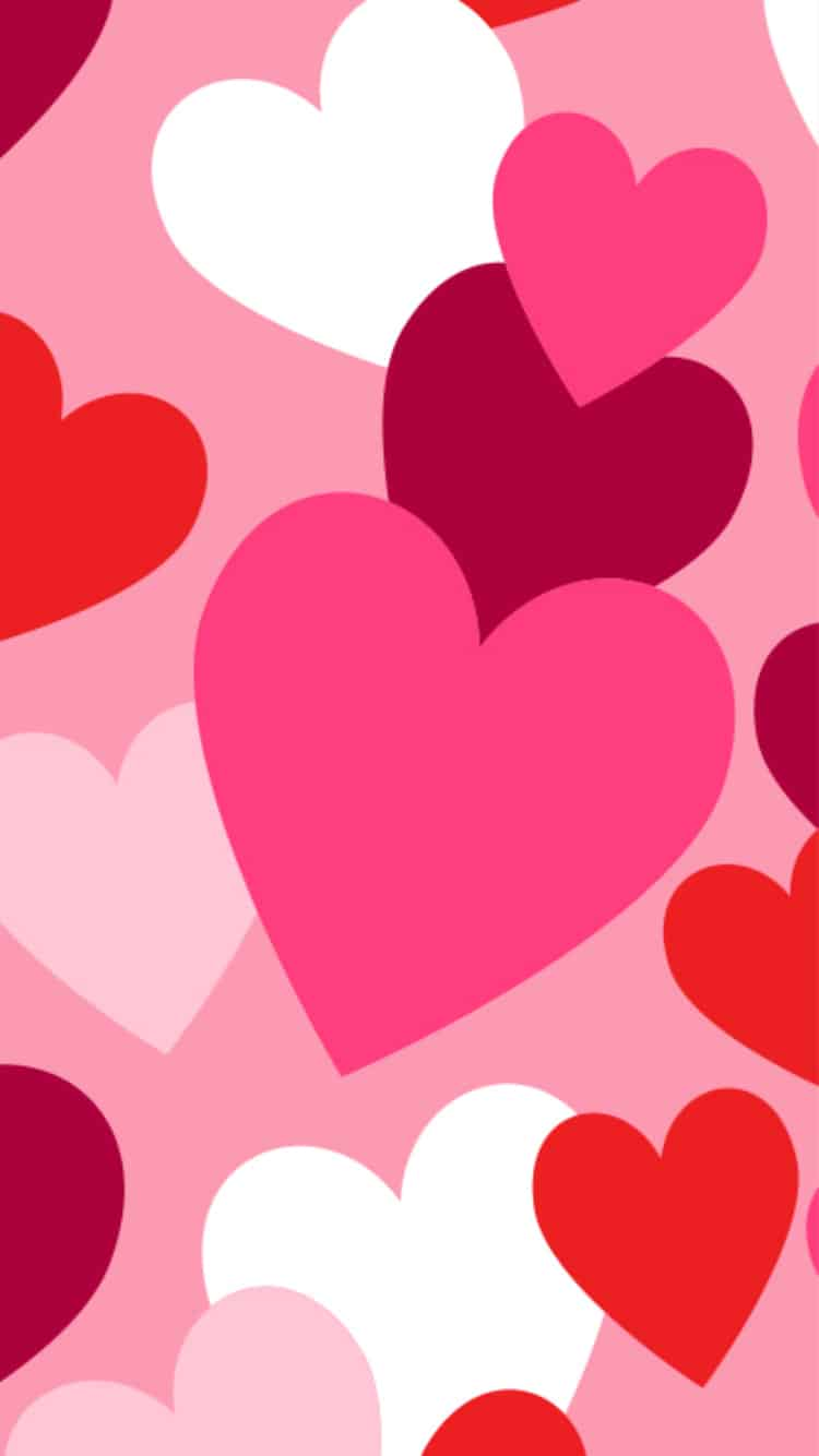 Valentines Day Wallpapers For Iphone Best Valentines Backgrounds