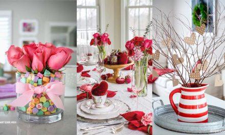 16 Simple Valentine's Day Home Decor Ideas