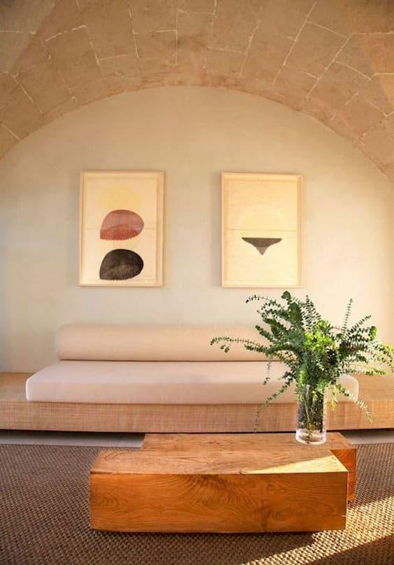 Minimalist interior trend