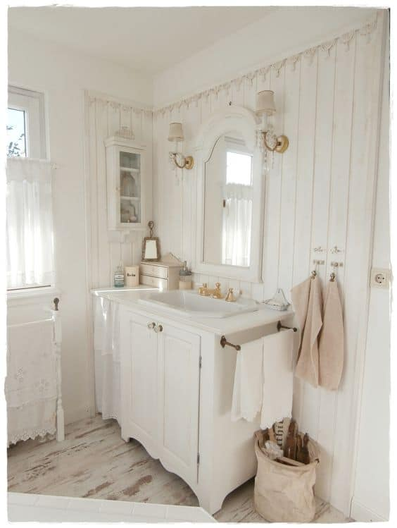 Shabby Chic home decor trend
