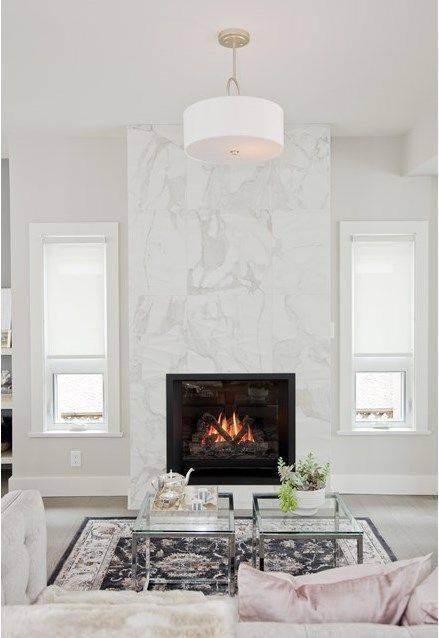 50 Modern Fireplace Ideas Best Contemporary Fireplaces