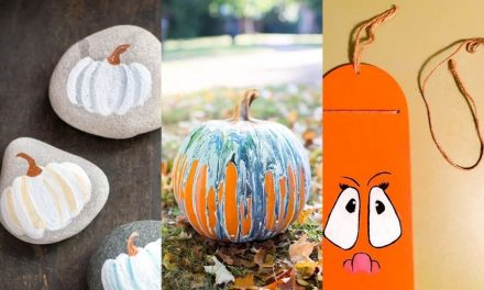 15 Best Fall Painting Ideas For Kids to Try This Year!