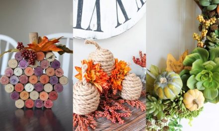 Best Fall Decor Ideas – Try Creative Home Decorating for Fall