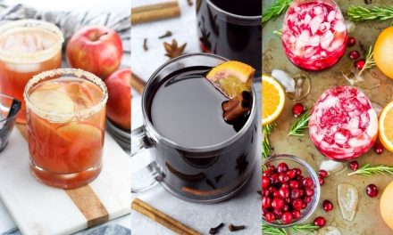 Creative Thanksgiving Cocktails and Other Drink Recipes