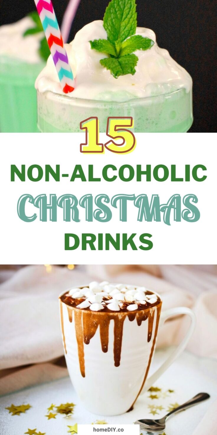15 Best Non-Alcoholic Christmas Eve Drinks