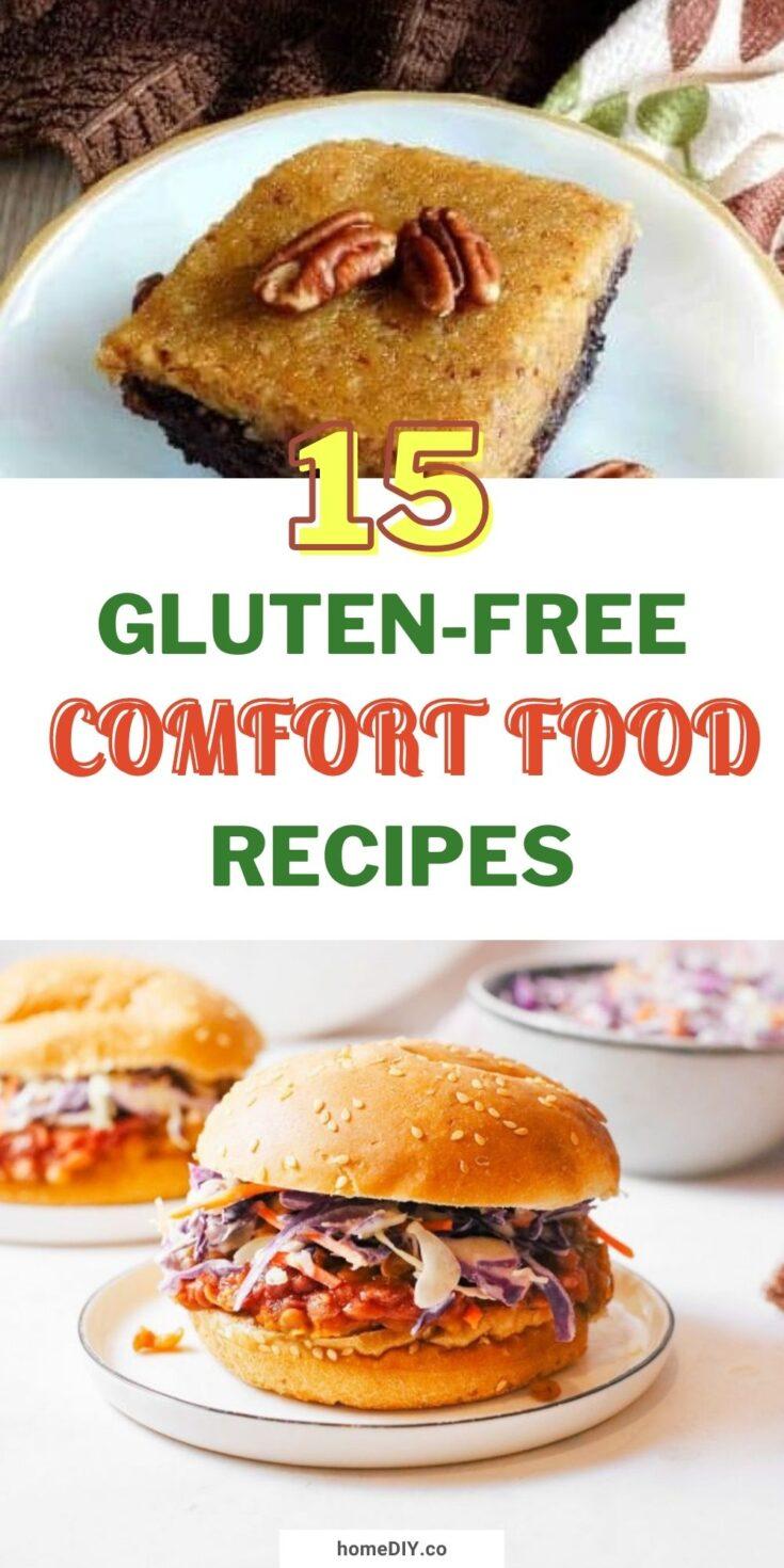 Best Gluten-Free Comfort Food Recipes