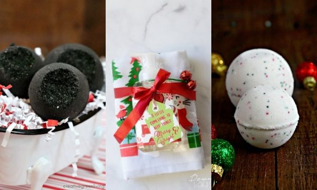 DIY Christmas Gifts for Your Family and Friends!
