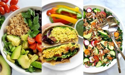 Best Vegan Lunch Recipes to Pack For Work Or School