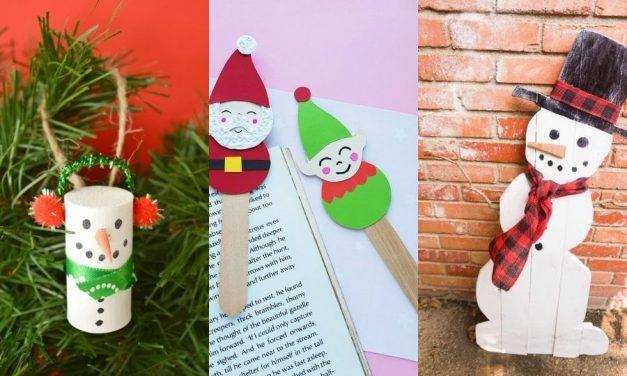15 Best DIY Snowmen Crafts Ideas – Creative Snowmen to Make!