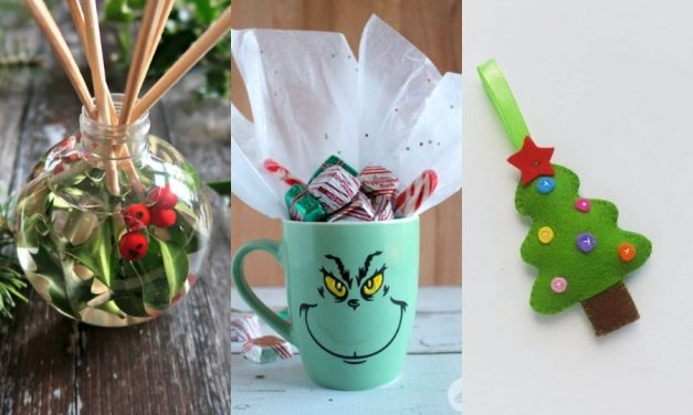 Unique and Creative Cheap DIY Christmas Gift Ideas