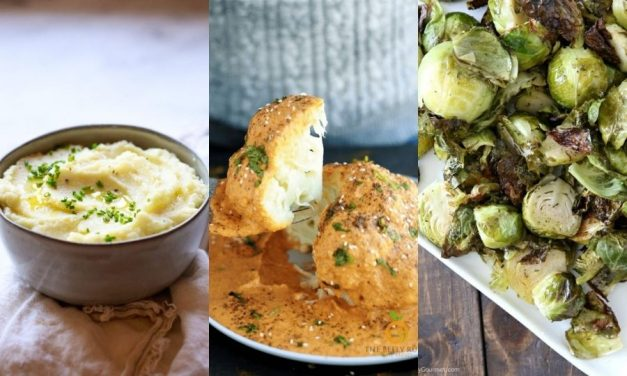 15 Best Low-Carb Christmas Recipes