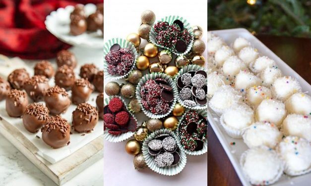No-Bake Christmas Treats and Candy Recipes