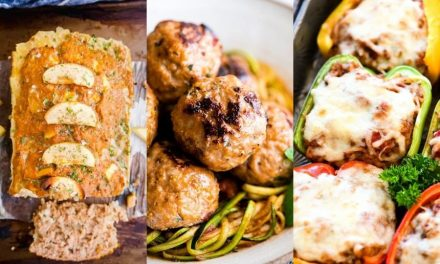 Delicious and Healthy Turkey Recipes – 15 Best Ideas of Turkey Recipes
