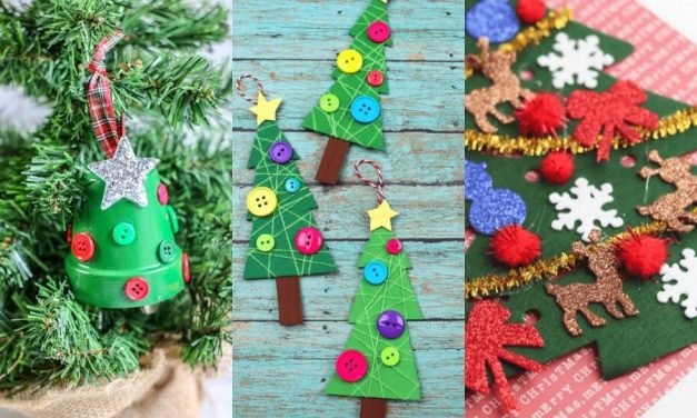 Christmas Tree Crafts for Kids – Best Ideas to Make this Year!