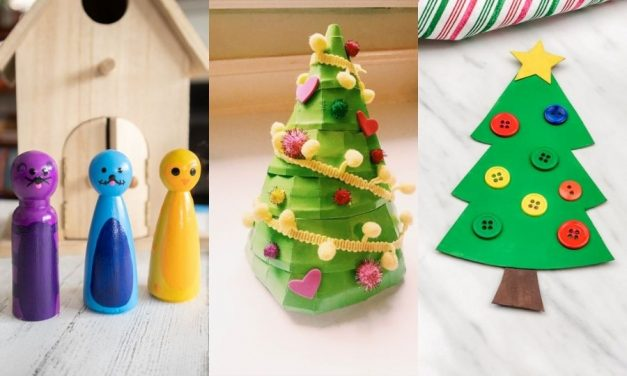 15 Fun Christmas Activities for Toddlers