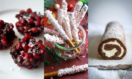 Healthy Christmas Treats – Best Christmas Desserts!