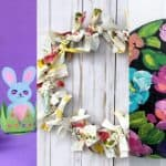 Easter Crafts Ideas for Kids and Adults to Make Together