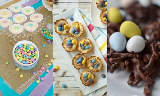 16 Cutest Easter Desserts for Kids