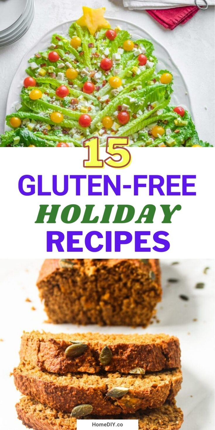 15 Best Gluten-Free Holiday Recipes   Easy Gluten-Free Meals