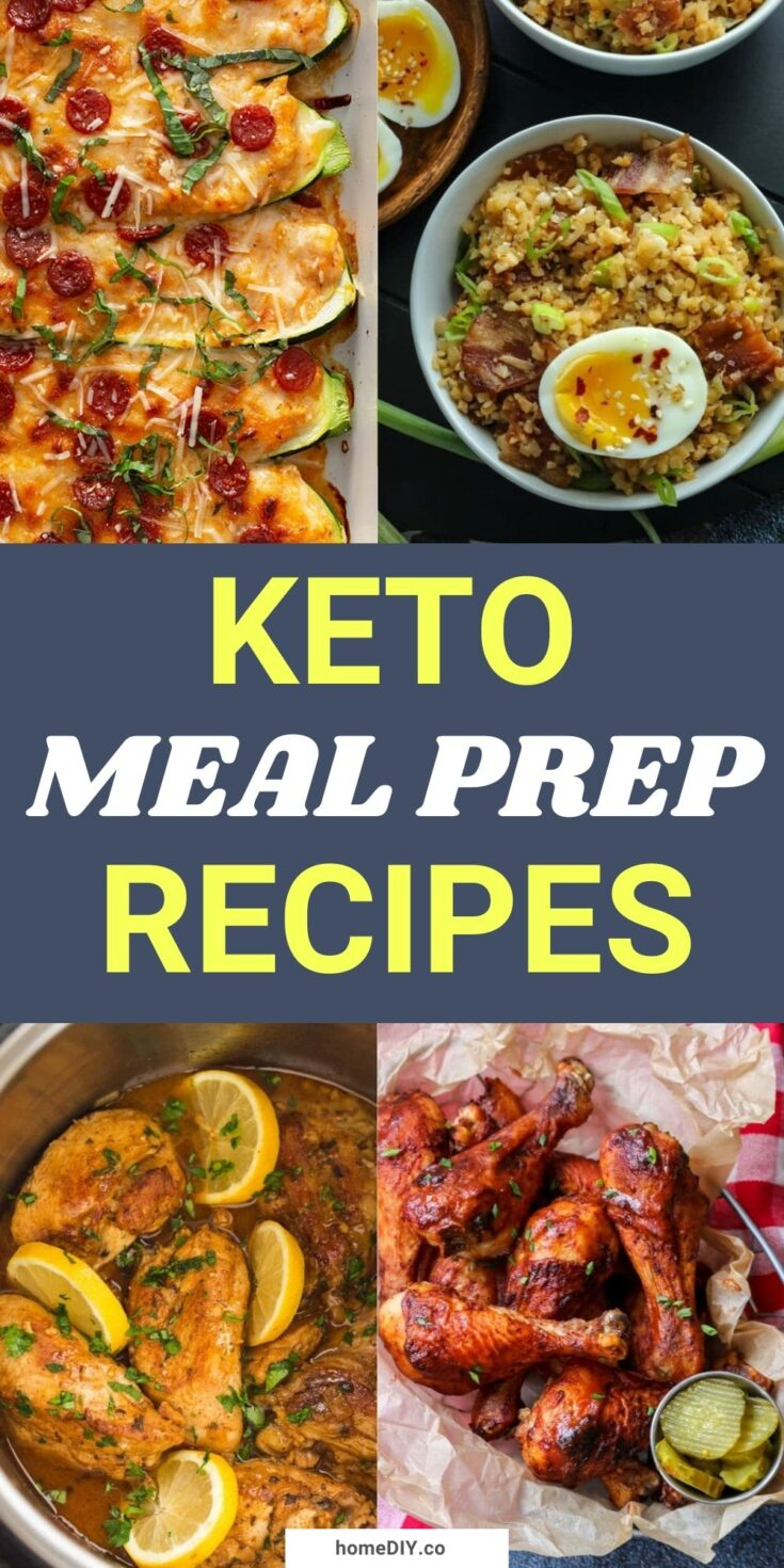 15 Easy and Affordable Keto Meal Prep Ideas