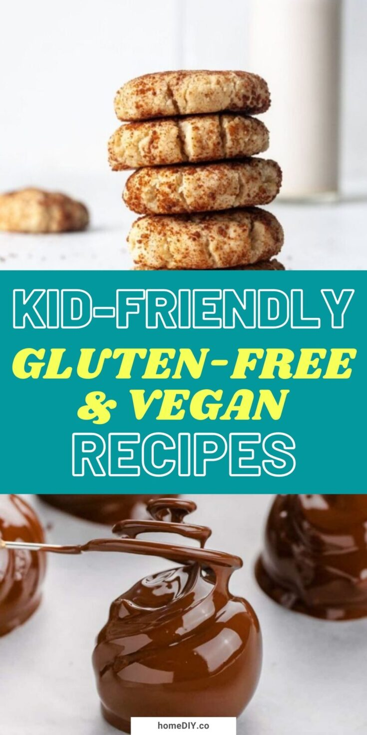 15 Tasty Gluten-Free And Vegan Recipes for Kids