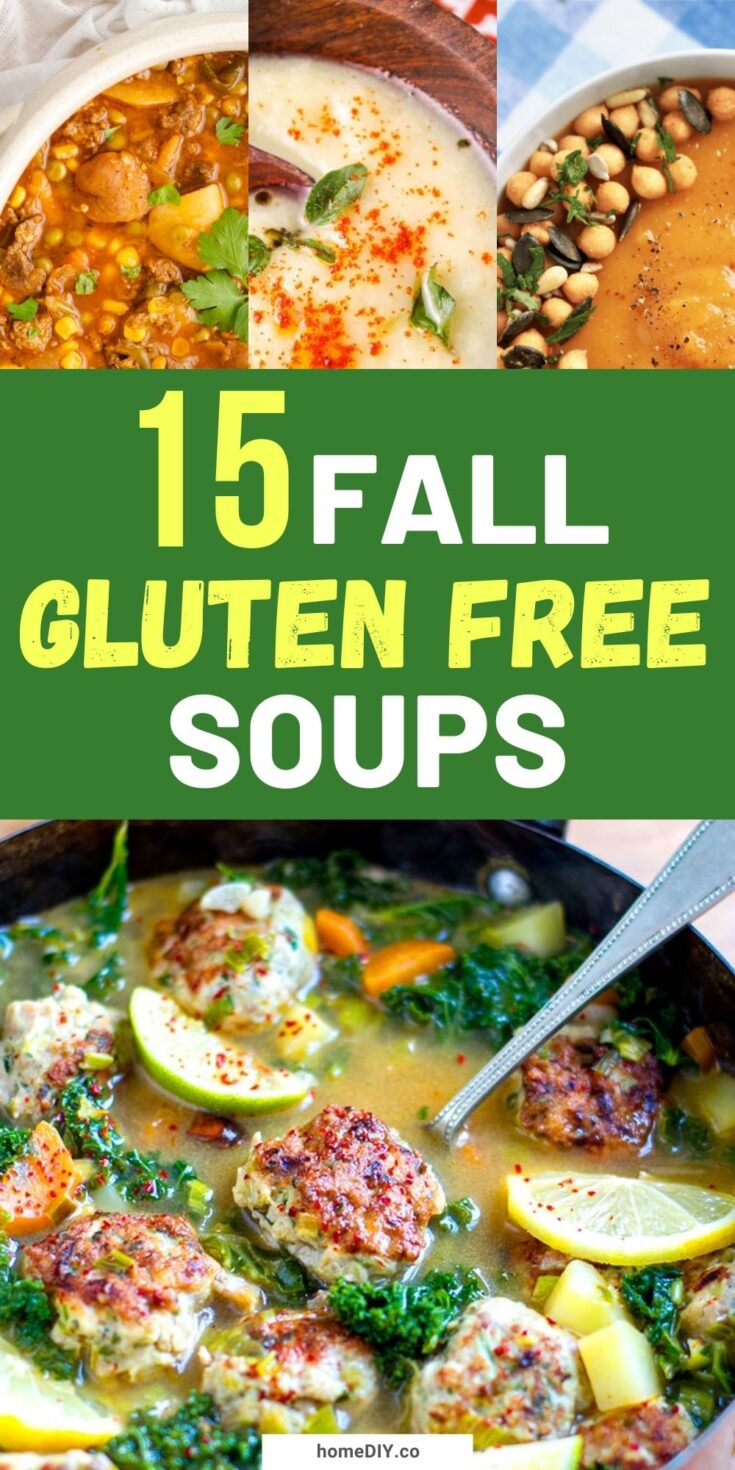 15 Warm Gluten-Free Fall Soups For The Cold Weather