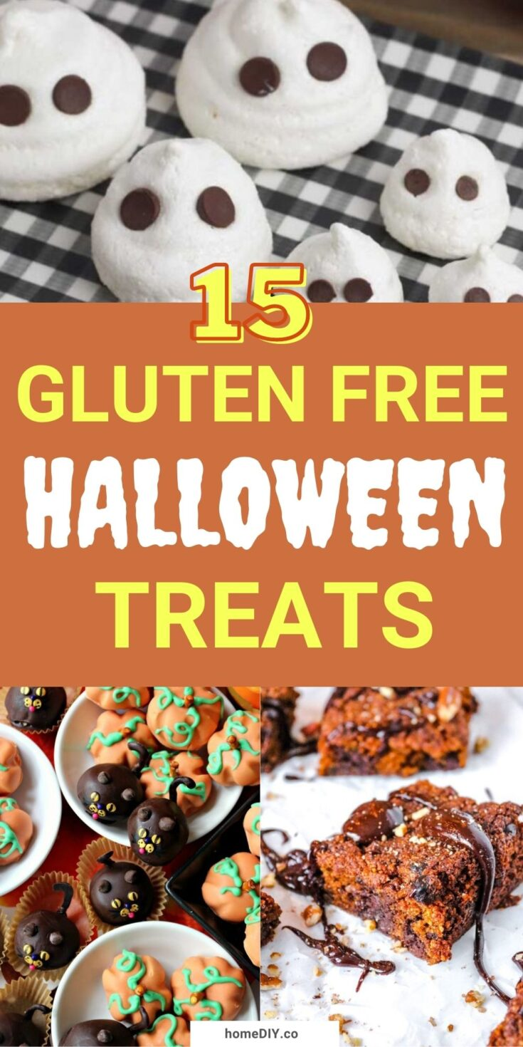 15 Gluten-Free Halloween Treats   Healthy Halloween Recipes