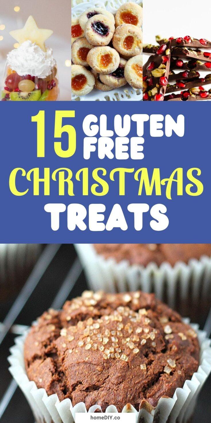 15 Healthy Gluten-Free Christmas Treats